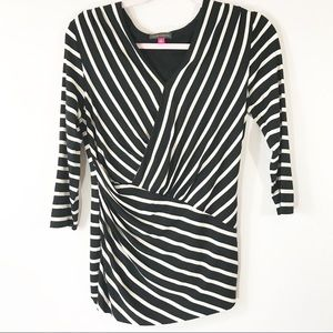 Vince Camuto Long Sleeve Top